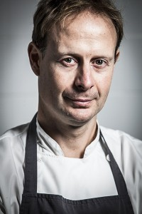 Dominic Chapman, Head Chef, The Beehive in White Waltham