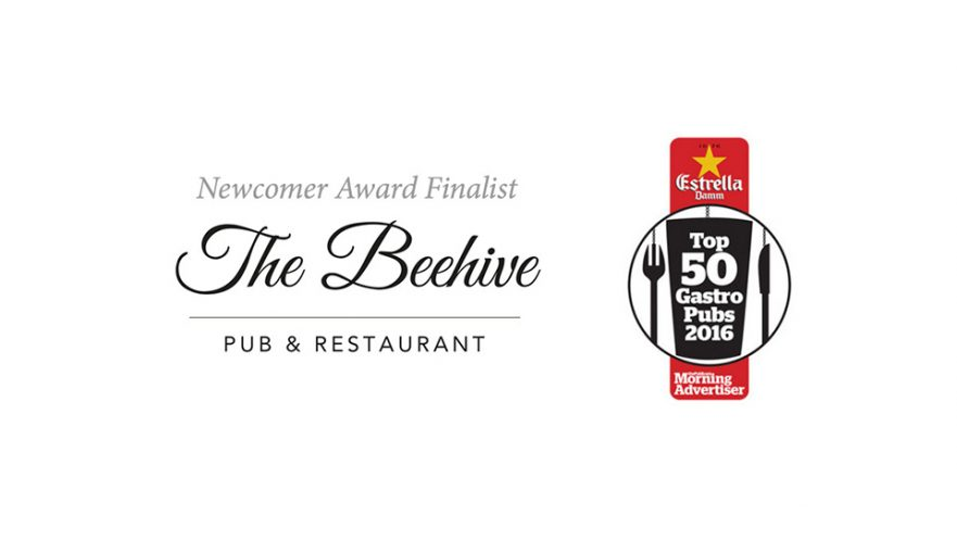 The Beehive is Finalist in Top 50 Gastropubs 2016