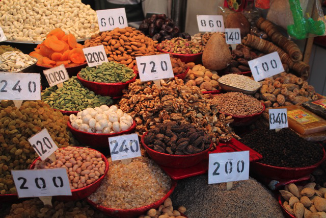 Chandni Chowk Spice Markets