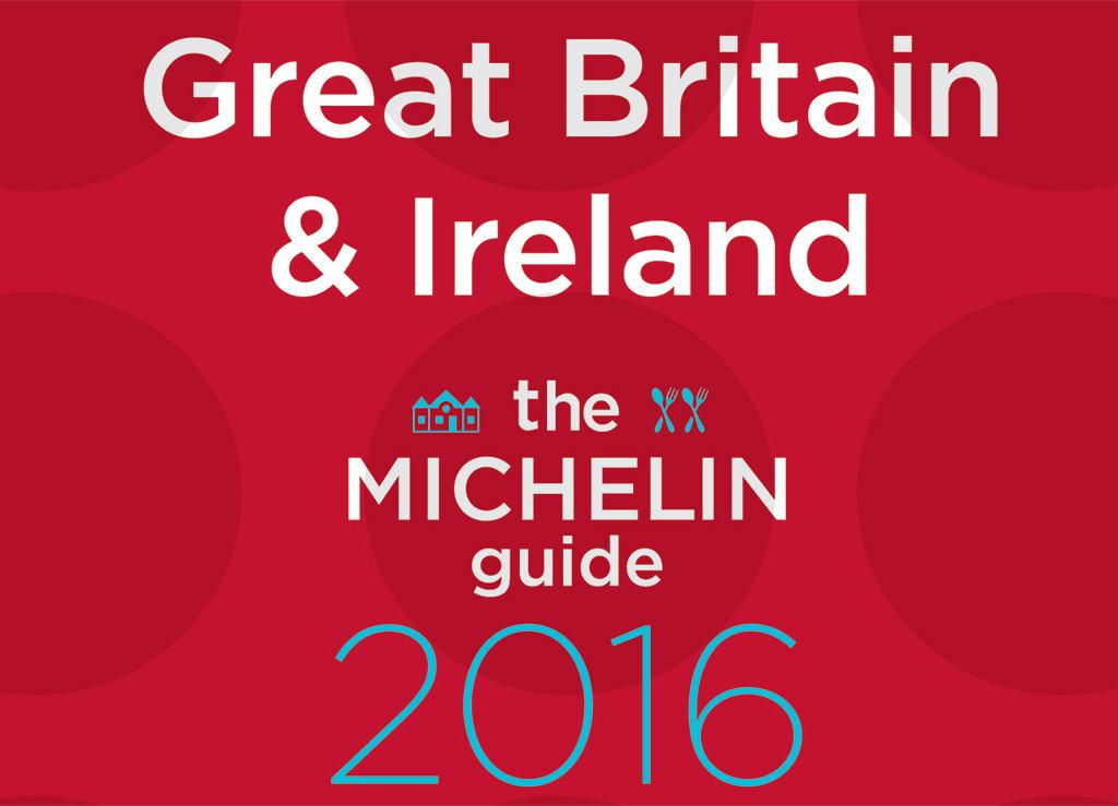 The Michelin Guide 2016